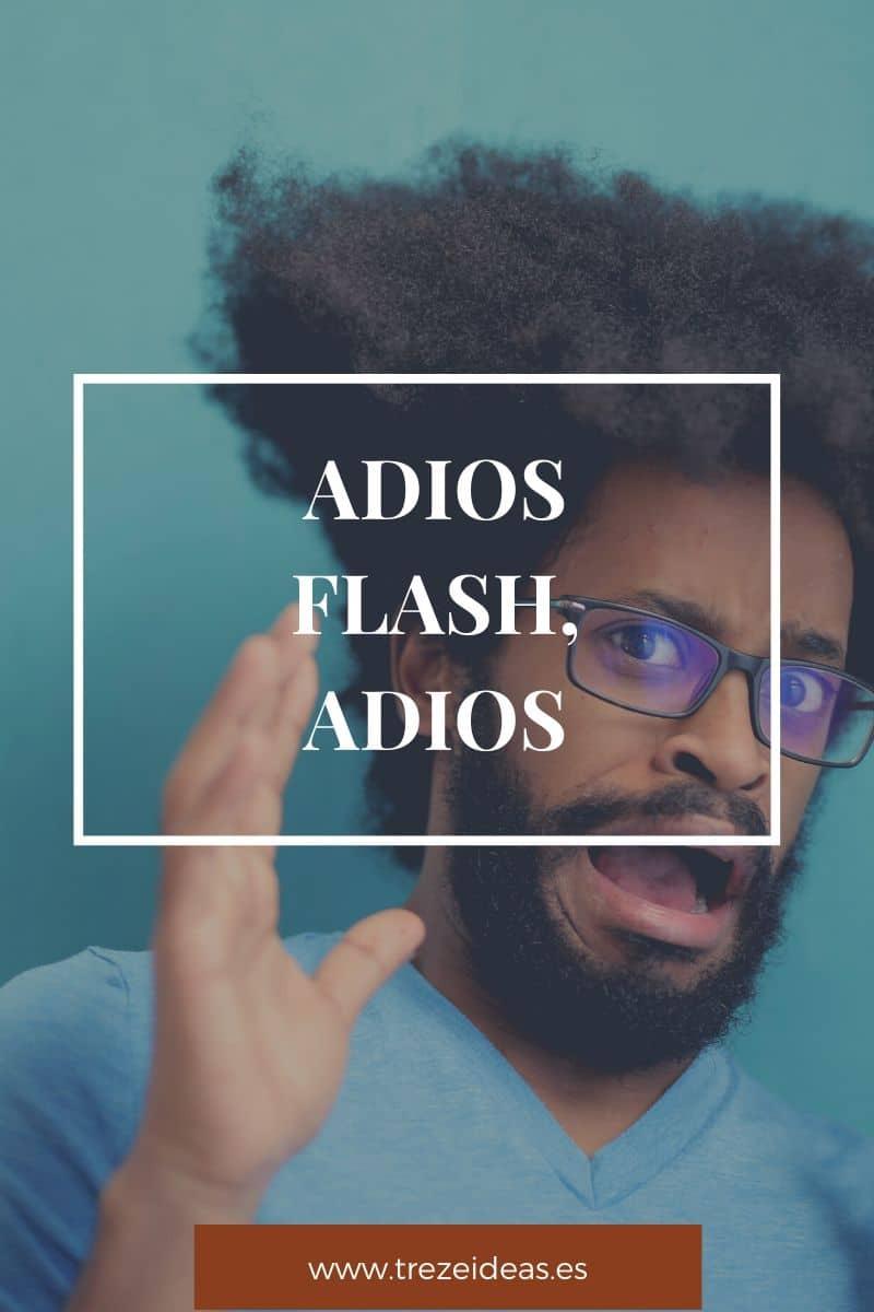Google Anuncia El Adios De Flash