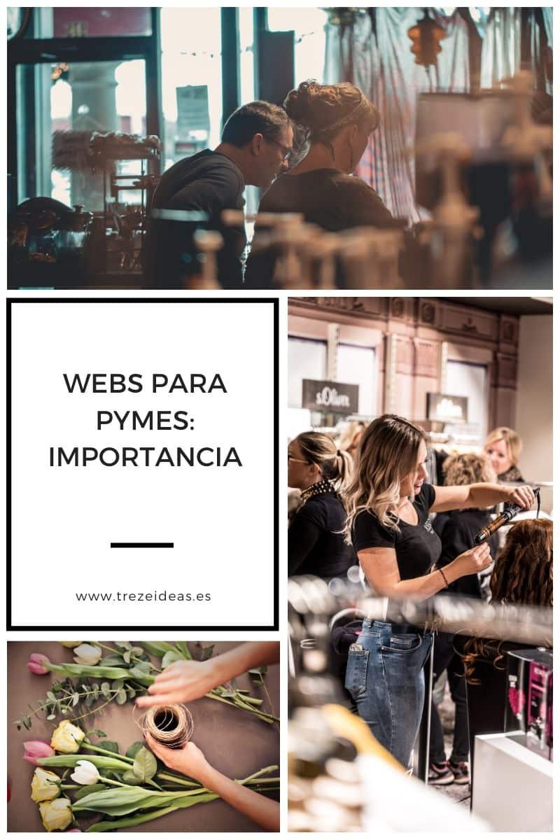 Webs Para Pymes Importancia